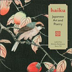 The strictest and purest of poetic forms, the Japanese haiku contains in its seventeen sound characters a reference to a season as well as a distinct pause or interruption. Cherry blossoms and swallows might refer to spring; red maple leaves and deer usually imply autumn. These seasonal allusions emphasize the essence of haiku: nature and its ephemeral beauty.