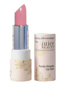 Alicia Silverstone for Juice Beauty Purely Kissable Lip Color