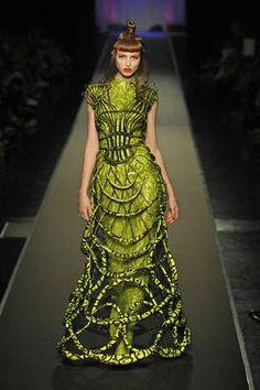 Cage Dresses - Jean Paul Gaultier A/W 2008-9 (GALLERY)