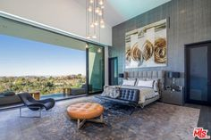 John-Legend-And-Chrissy-Teigen-Beverly-Hills-Real-Estate-Master-Bedroom