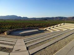 "The Museo de La Vid y El Vino (""Museum of the Vine and the Wine"") in the Valle de Guadalupe (Guadalupe Valley), Ensenada, Baja California, Mexico"