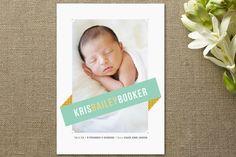 Birth Announcement    LOVE this banner!