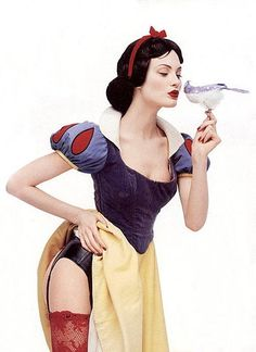 naughty snow white