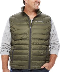Free Country Puffer Vest Big and Tall Mens Big And Tall, Puffer Vest, Winter Jackets, Country, Free, Fashion, Winter Coats, Moda, Rural Area