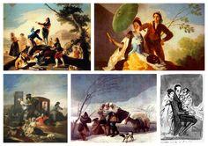 Francisco Goya Collection V