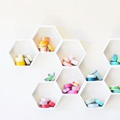 washi tape storage (and display)