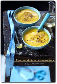 Zupa krem z marchwi Olgi Smile