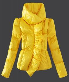 2015 New Moncler Euramerican Style Jackets Womens Light Yellow Outlet With Discounts Cheap 72% Off Sale.