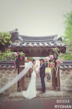 wedding idea. 한옥과 잘 어울리는 문방사우 테마