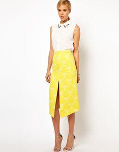 Beautiful Pencil Skirt : Beauteous Pencil Skirt