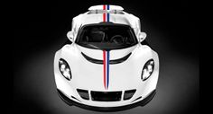 Carscoops: Hennessey Venom GT World's Fastest Edition Wears i...