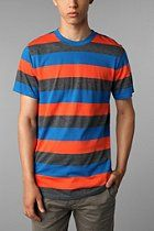 BDG Striped Crew-Neck Tee  #UrbanOutfitters