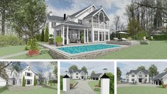 Referensobjekt | Dreams & Coffee AB Beaver Homes, Bungalow Exterior, Home Fashion, Abs, Mansions, Coffee, House Styles, Dreams, Home Decor