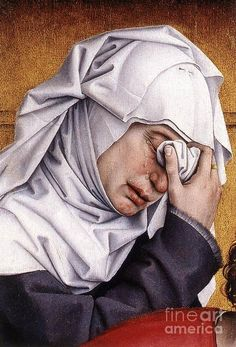 VAN DER WEYDEN Rogier - Flemish (Doornik 1400 - 1464) - DESCENT FROM THE CROSS - DEPOSITION - 1435