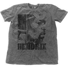 Jimi Hendrix Men's Fashion Tee: Let Me Live Wholesale Ref:JHXSWASH01MC