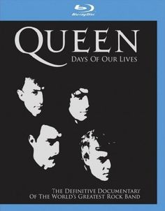 Blu-Ray: Days of our lives     Biographien Crew     Kapitel- / Szenenanwahl     Animiertes Menü     Menü mit Soundeffekten     Musikvideo(s)     Interviews  1. Days of Our Lives (Part One) 2. Days of Our Lives (Part Two) 3. Seven Seas of Rhye 4. Killer Queen 5. Somebody to Love 6. We Are The Champions 7. Crazy Little Thing Called Love 8. Under Pressure 9. Radio Ga Ga 10. From Magic To The Miracle 11. Going Slightly Mad: Making of Innuendo 12. Made In Heaven