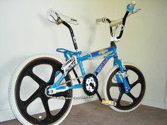 Vintage Bmx Bikes, Retro Bikes, Gt Bikes, Gt Bmx, Bmx Cruiser, Bmx Racing, Bmx Freestyle, Bmx Bicycle, The Good Old Days
