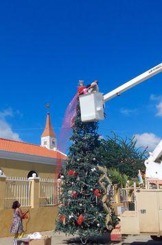 Is your town ready, Kralendijk Bonaire.