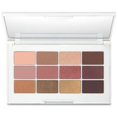 Laura Geller  Iconic New York Uptown Chic Eyeshadow Palette found on Polyvore featuring beauty products, makeup, eye makeup, eyeshadow, uptown chic, laura geller eyeshadow, palette eyeshadow, laura geller eye shadow and laura geller