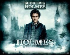 Wallpaper of Holmes for fans of Robert Downey Jr. as Sherlock Holmes 13119288 Sherlock Holmes Watson, Sherlock Holmes Robert Downey, Detective Sherlock Holmes, Robert Downey Jr., Dr Watson, Perry Mason, The New Doctor, Cinema, Movie Wallpapers