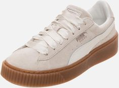 sports shoes a342f 1212a PUMA Sneaker  Suede Platform Bubble  in beige   ABOUT YOU Puma Sneakers  Suede,