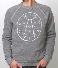 Anberlin Stamp Crewneck Sweatshirt