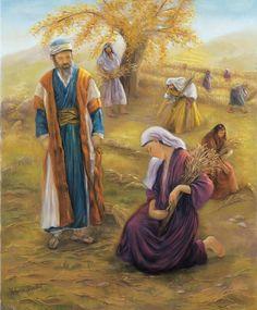 Ruth: A Biblical Romance, part 1 – Keziah's House