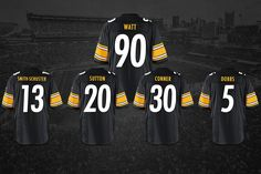 nfl rookie jersey numbers