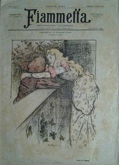 Fiammetta,  1895