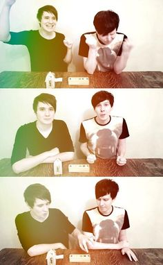 Dan Phil I love you both