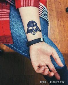 """I am Your Father"" - with love #DarthVader ❣ #INKHUNTER #fathersday #starwars #tattoo #inkHunterApp #tattoos #tattooArt #tattoolife #tattooartists #darkForces #blackInk #fun #movie #starwarsMovie #space #iPhoneOnly #DarthVaderTattoo #tattoosketch #ink #force #theforce #dadtattoo #fatherstattoo #fathersdaytattoo #blackwork #spaceSketch #funTattoo #fakeTattoo #tattooIdeas"
