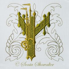 The Citadel Alphabet- Y: Sonia Showalter