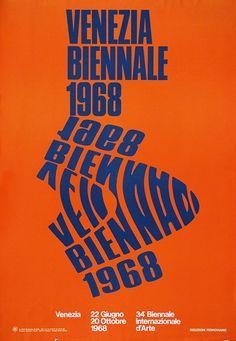Mario Cresci, Venezia Biennale 1968