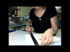 Book Repair - Endsheet Replacement Part I by Aran Galligan Craft App, Book Repair, Photo Repair, Why Book, Library Books, Library Ideas, Book Holders, Book Crafts, Paper Crafts