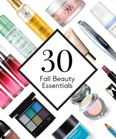 30 Covetable Fall Beauty Must-Haves #refinery29