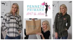 During the week I popped into Penneys. I ended up getting lots of lovely things for my AW wardrobe. My Wish List, Primark, Lovely Things, Military Jacket, Fashion Beauty, T Shirts For Women, How To Wear, Jackets, Tops