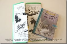 Call of the Wild Literature Unit Study & Lapbook