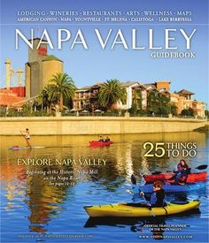 The Official Napa Valley Visitor's Guide - 2016