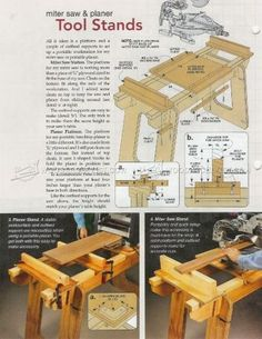 #2000 Knock Down Workstation Plans - Workshop Solutions