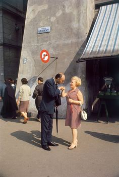 Elliott Erwitt:  Krakow, Poland, 1964.