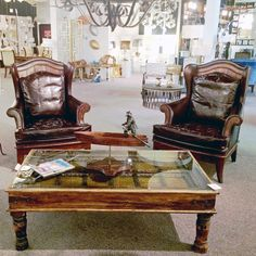 Check out this gorgeous vintage traditional furniture that has just arrived to our South Florida showrooms!