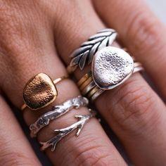 naturalist rings