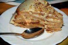 Холодный торт  / Большая Поваренная Книга