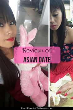 """AsianDate promises """"riches."""" There are a ton of gorgeous Asian ladies on this site - or, at least, there are a ton of gorgeous images of beautiful Asian ladies. Want to find out more about AsianDate? Read up on my review.  via @www.pinterest.com/97eb8cb051d4f5840c337b46edd6b1 Asian Ladies, Asian Woman, Philippines, How To Find Out, Relationships, At Least, Lady, Image, Beautiful"""
