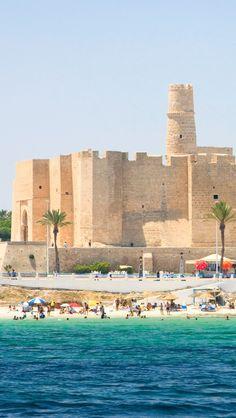 Ribat de Monastir Túnez.