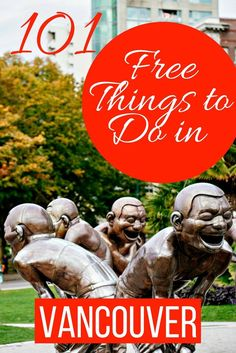 Vancouver is filled with wonderful things to see and experience for travellers and families. Check our ultimate list of free things to do in Vancouver. New Travel, Winter Travel, Travel With Kids, Family Travel, Travel Goals, Travel Tips, Travel Advice, Budget Travel, Group Travel