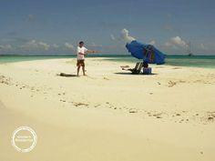Los Roques - Privatstrand auf einer einsamen Insel #insidertips #venezuela