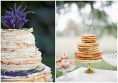Alternative Wedding Cakes | Lace In The Desert