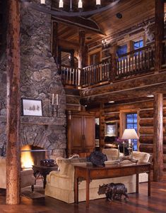 Another mountain chalet like house!!
