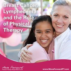 October is National Physical Therapy Month (#PTmonth) and National Breast Cancer Awareness Month. Although many consumers might not think of physical therapy and breast cancer treatment being related, in this interview a physical therapist describes why physical therapy is so important in a breast cancer treatment plan, not just eventually but early on. She also outlines the relationship between breast cancer and lymphedema and provides advice for those who might be at risk.